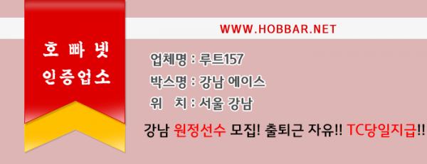 강남남보도 에이스